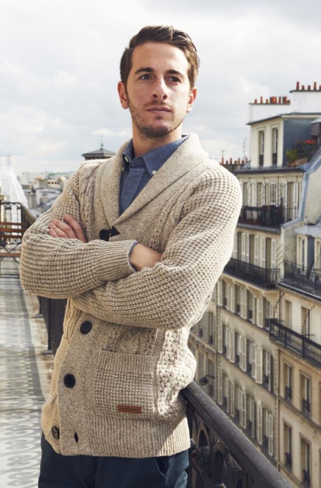 Tony balcon Paris