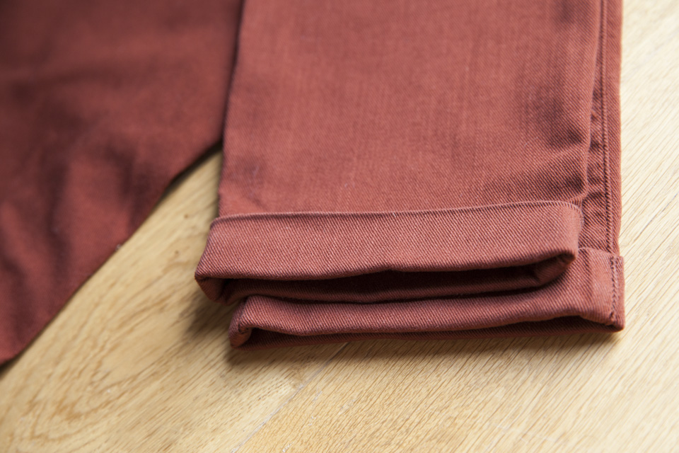 Ourlets Chino