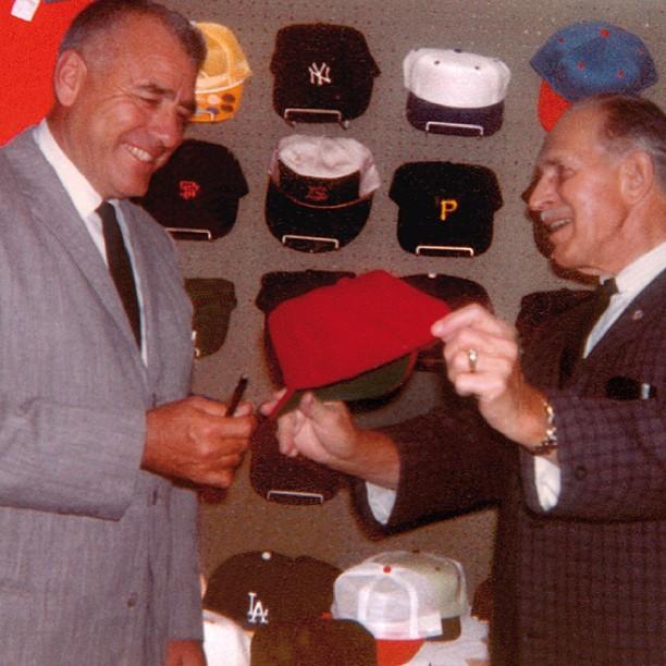 Bob Beal and Max Weintrab 1960s