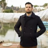 manteau et caban pour homme comment les choisir. Black Bedroom Furniture Sets. Home Design Ideas