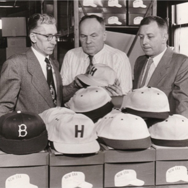 Ehrhardt Koch, Harold Koch and Edward Mittelberger 1950s