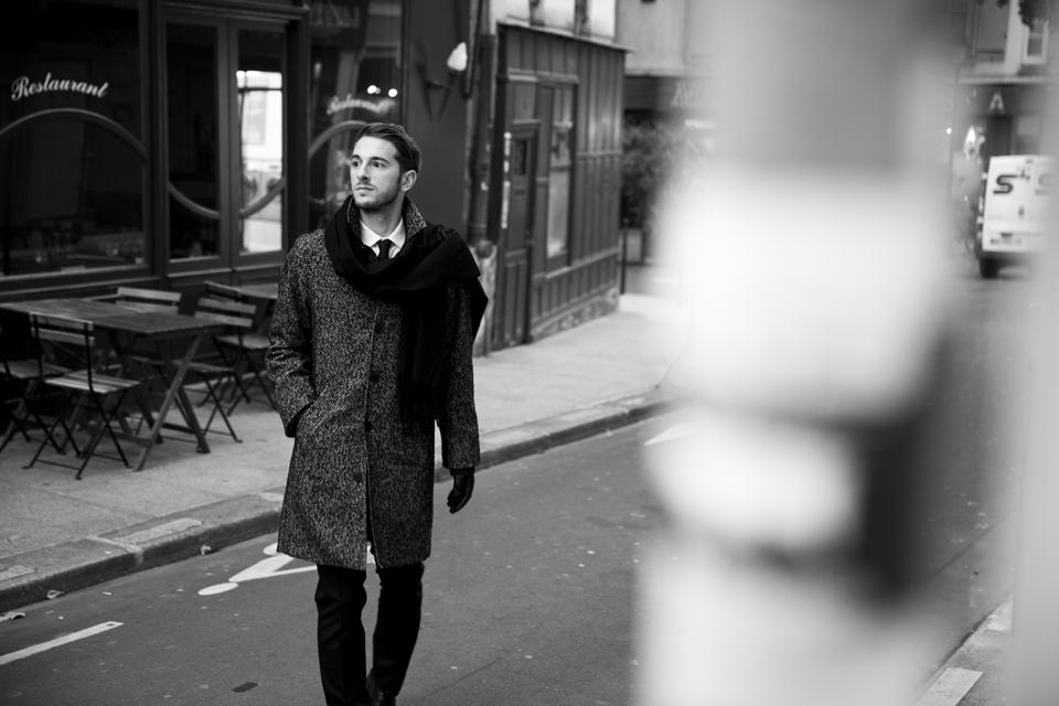 Tony rue Marais