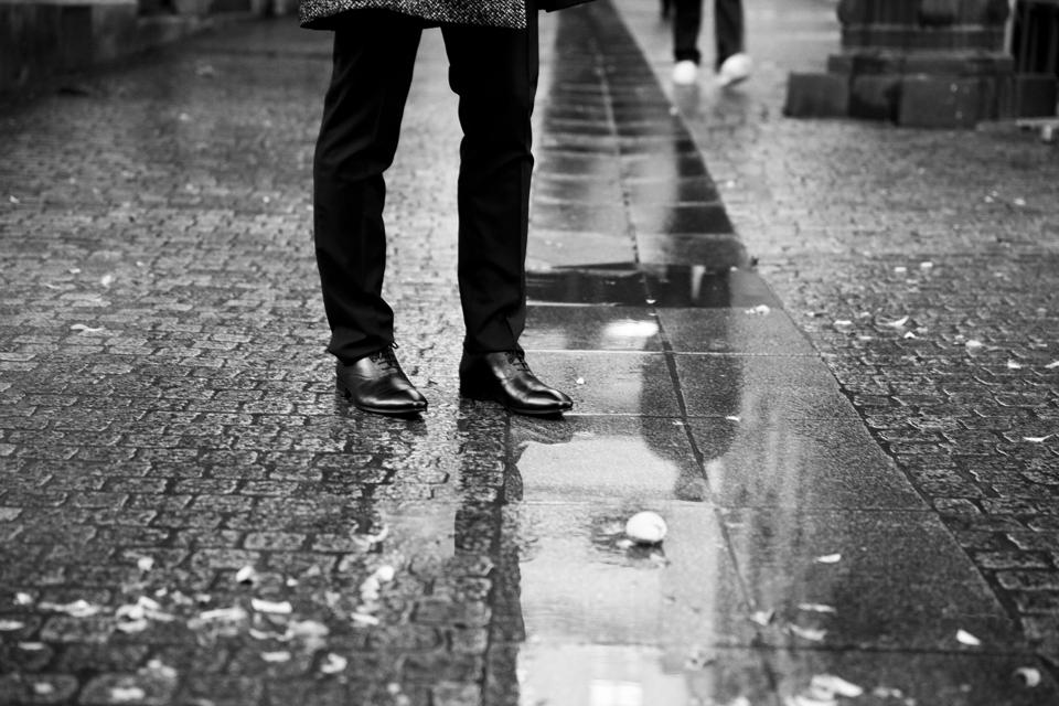 Tony rue reflet chaussures