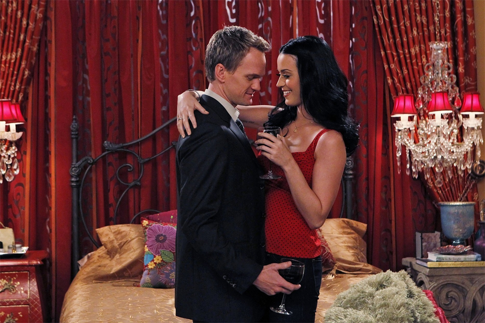 barney stinson katy perry