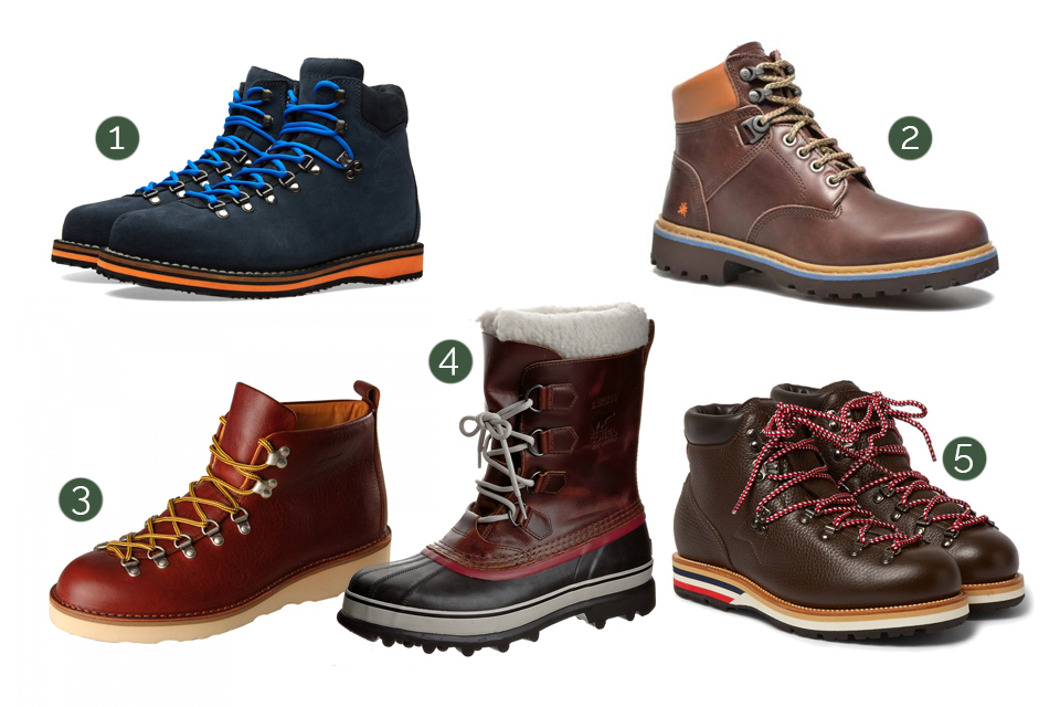 boots montagne homme