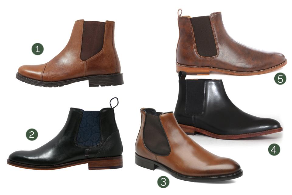Pour Homme Comment Chukka Ou Chelsea Desert Les Boots Choisir HPdnS5qd