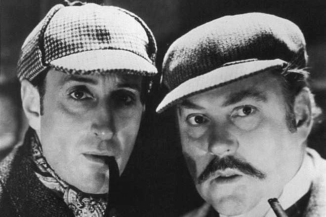 deerstalker Basil Rathbone sherlock holmes 1939