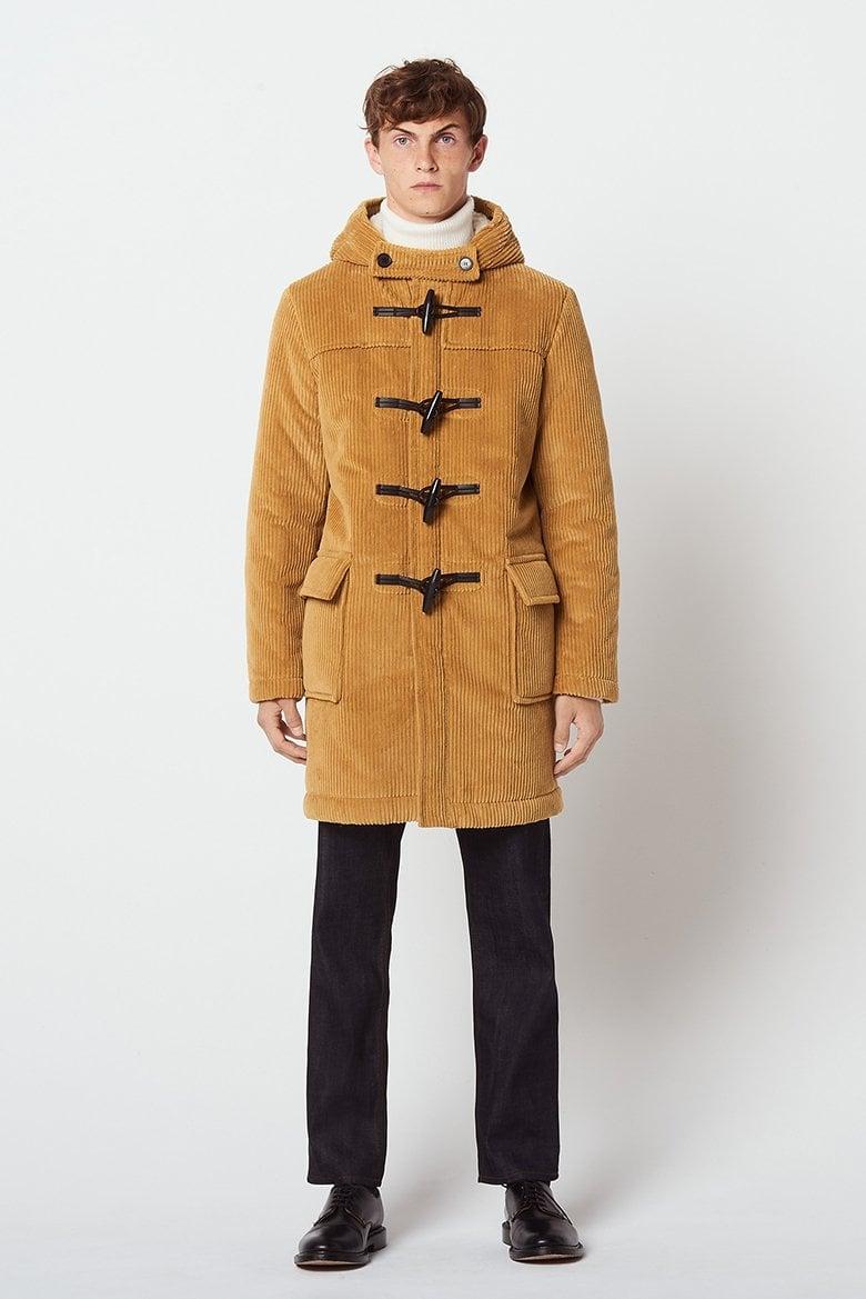 Quoi mettre avec un manteau beige