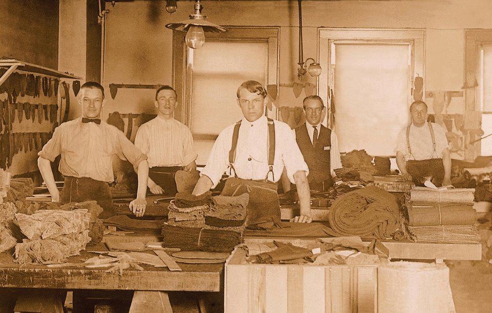 new era factory 1922