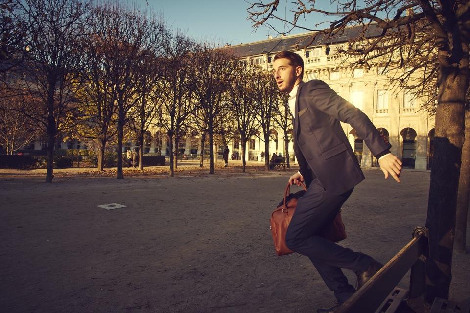 Tony Palais Royal saut