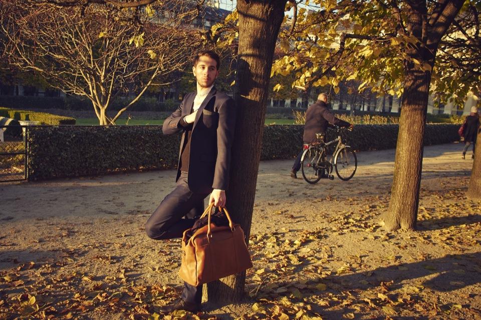 Tony Palais Royal arbre
