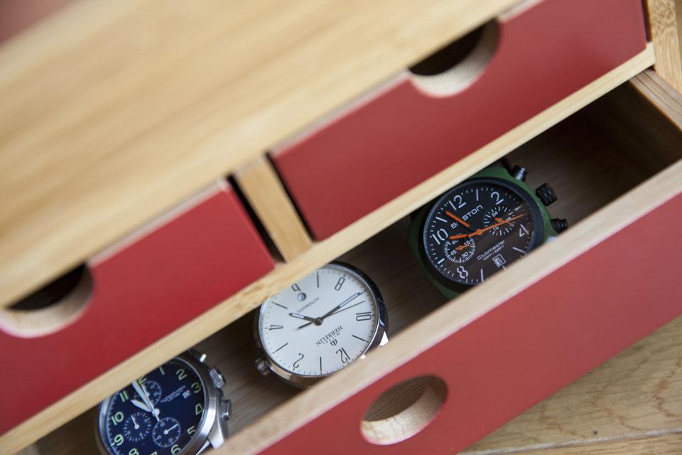 Boite Sengtai montres