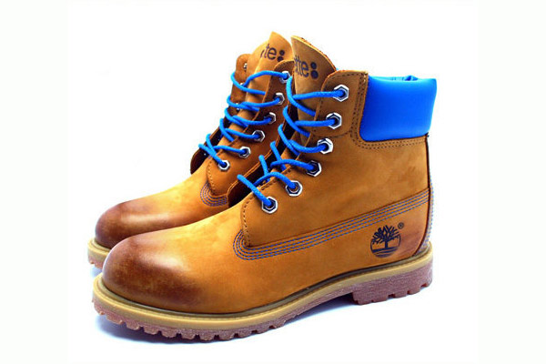 timberland femme taille comment
