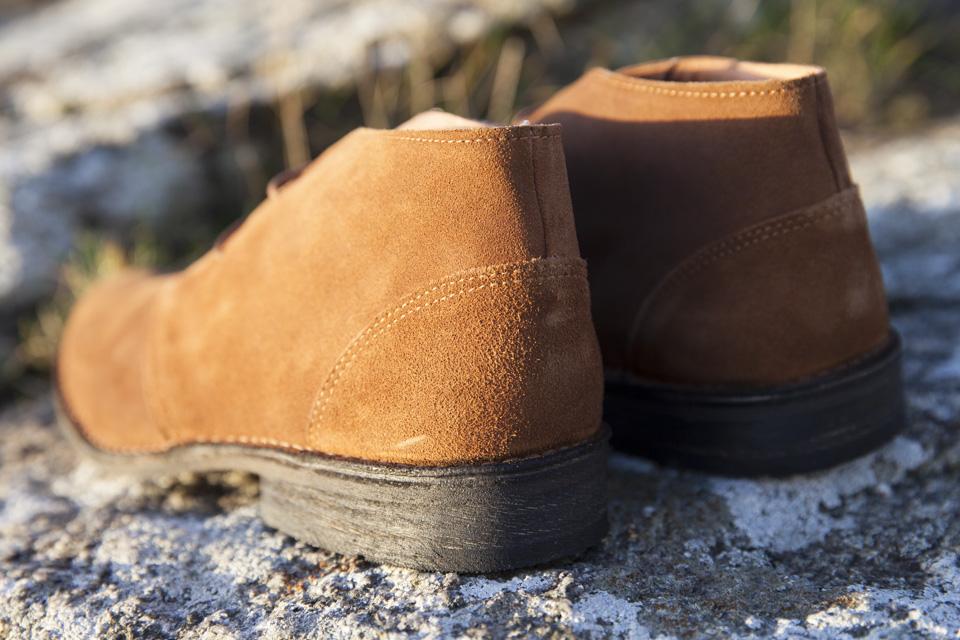 Boots Fleches de Phebus
