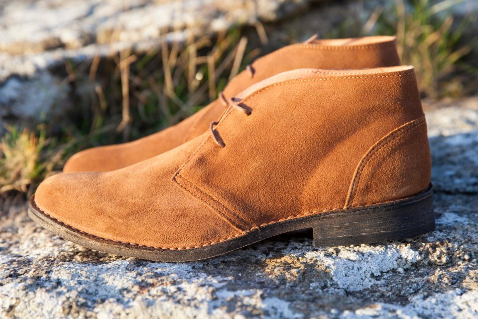 Desert Boots Fleches de Phebus