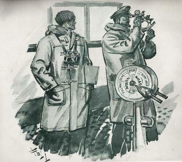 histoire du duffle coat