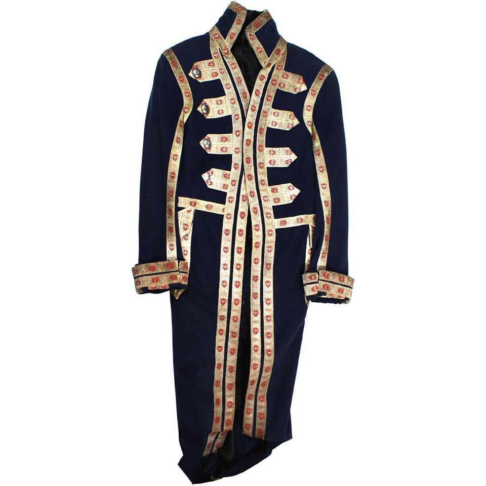 polish frock coat
