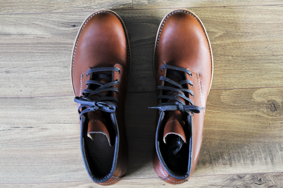 red wing shoes beckman 9016 bottes