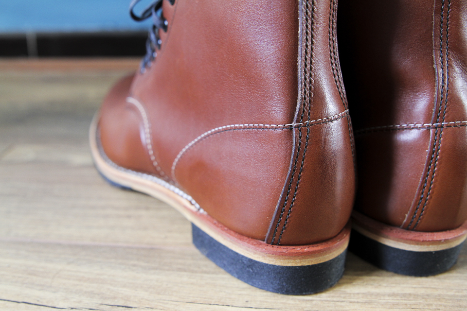 red wing shoes talon