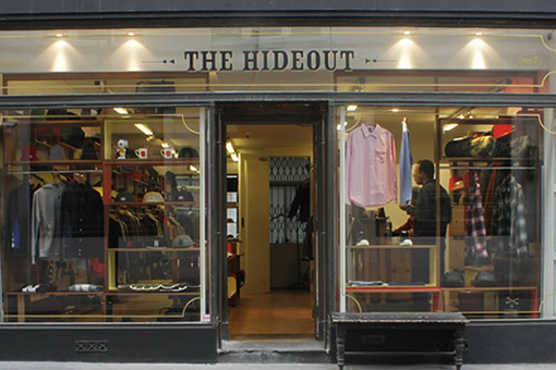 the hideout londres