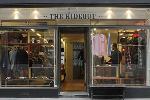 the hideout londres