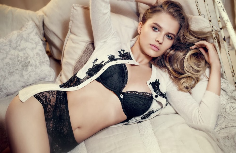Tanya Mityushina bed