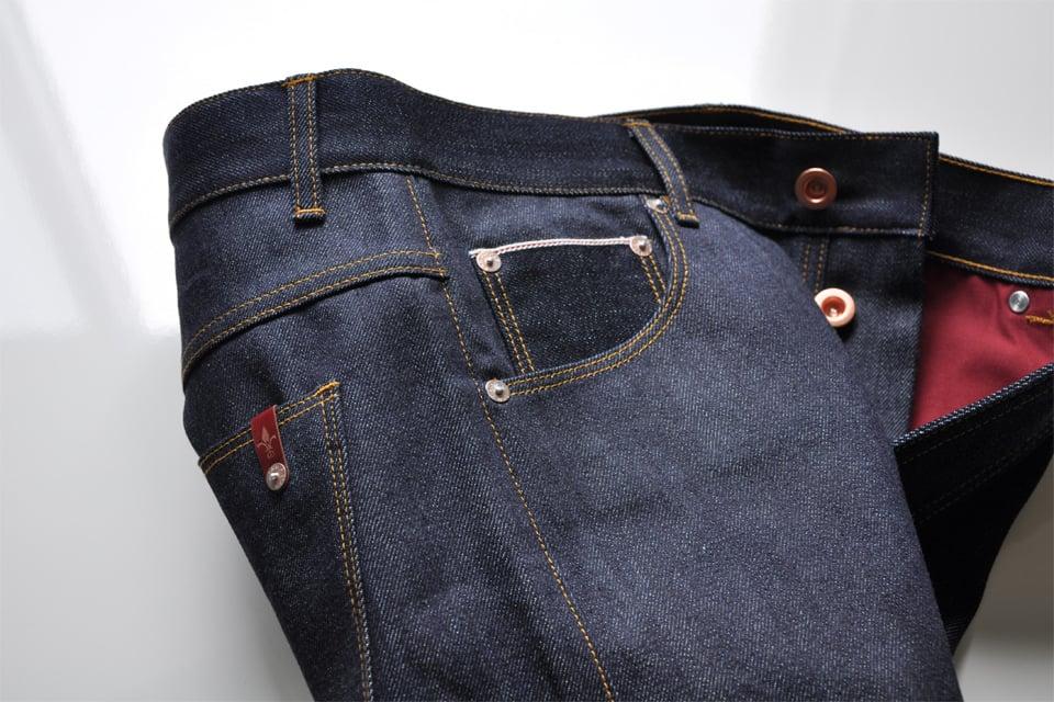 dnm pieces jeans