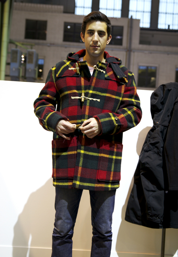 Duffle coat Gloverall