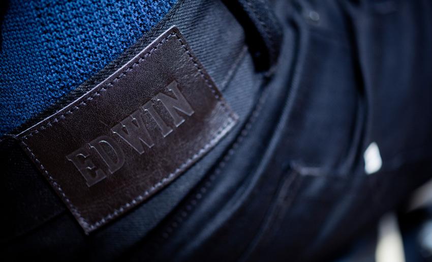 edwin top denim brand