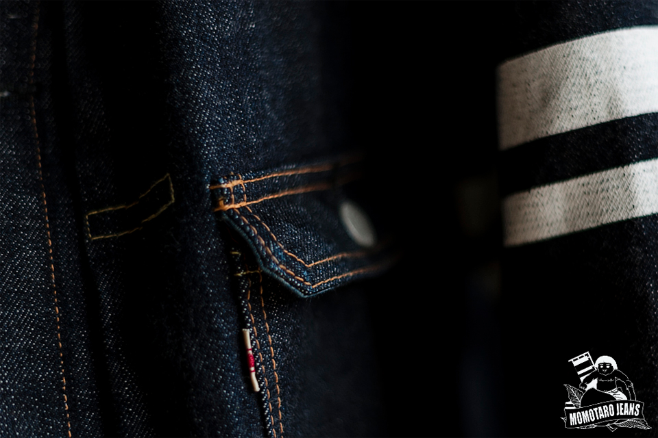 momotaro jeans japonais