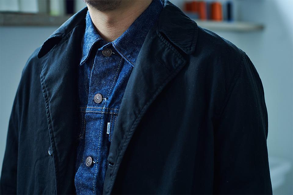 orslow marque japonaise jeans
