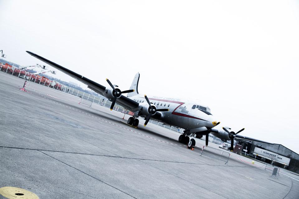 Tempelhof Avion