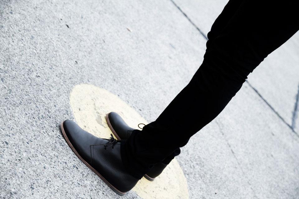 Tony Tempelhof chaussures