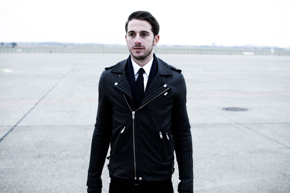 Tony Tempelhof portrait