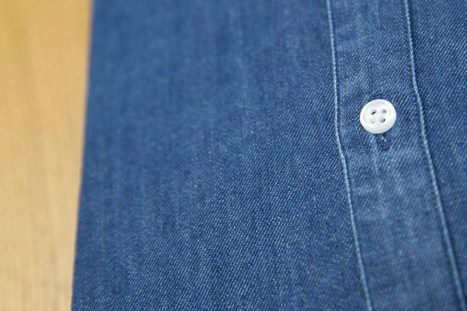 Chemise jeans Maison Standards Boutons