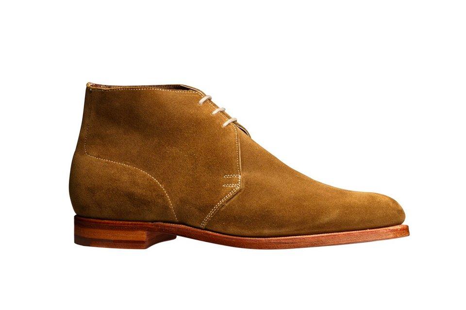 Chukka boots Crockett & Jones
