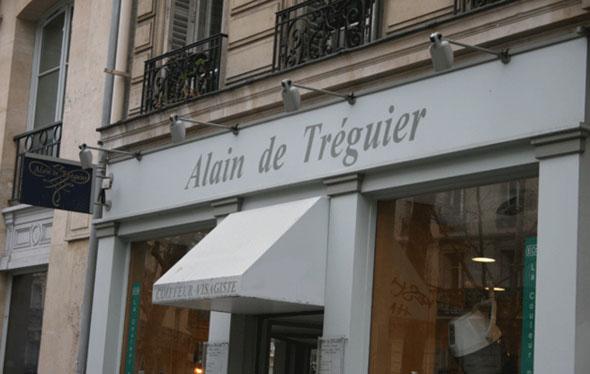 coiffeur Alain de Tréguier