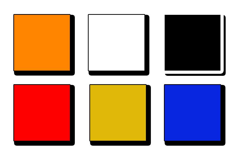 couleurs ss14