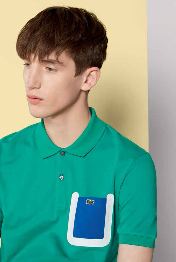 lacoste live ss14 neoplasticisme