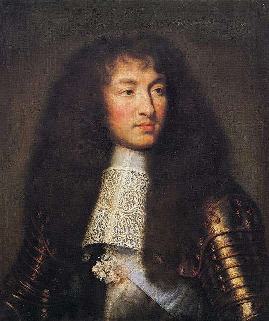 Portrait Louis 14