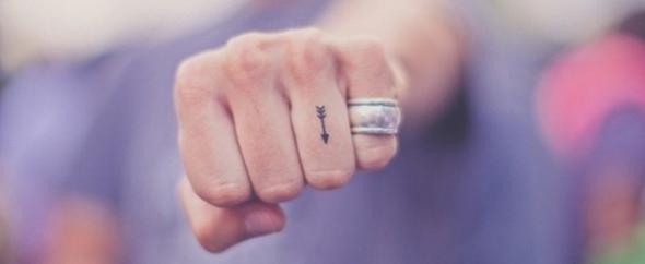 10 idées de tatouages discrets