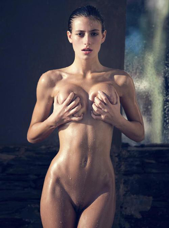 Alejandra Guilmant Play Boy