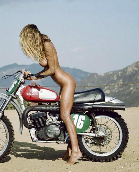 Sahara Ray Moto husqvarna
