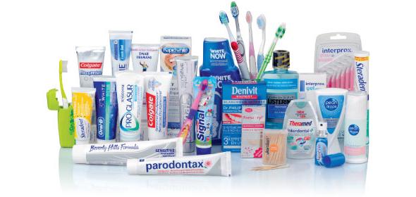 produits hygiene bucco dentaire