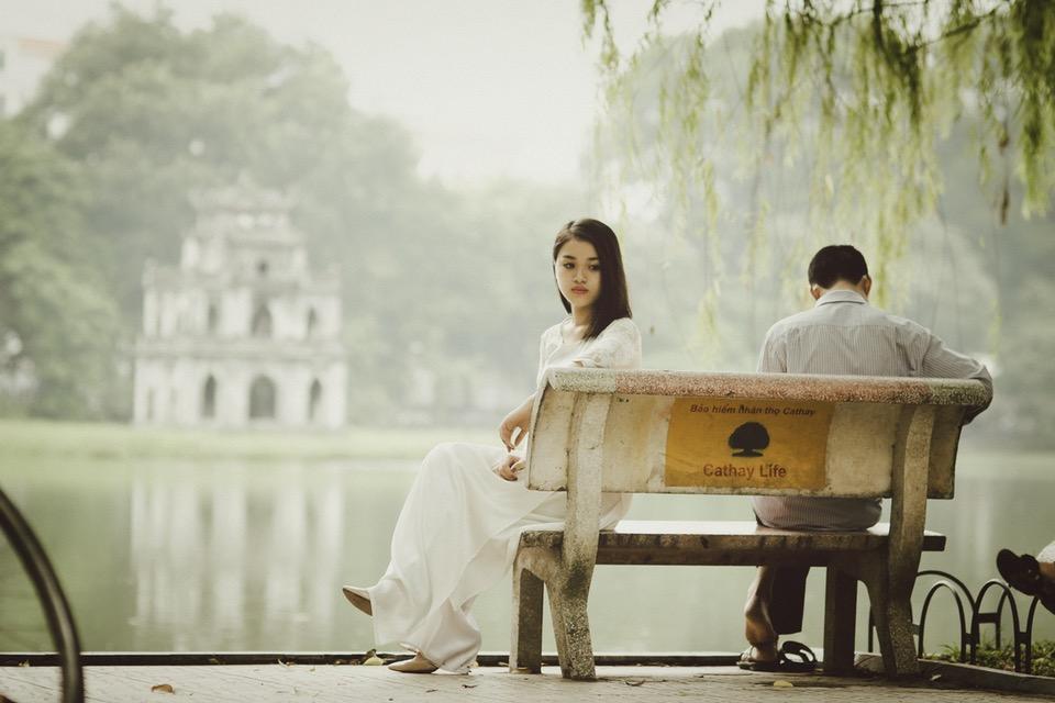 Séduire après un chagrin d'amour