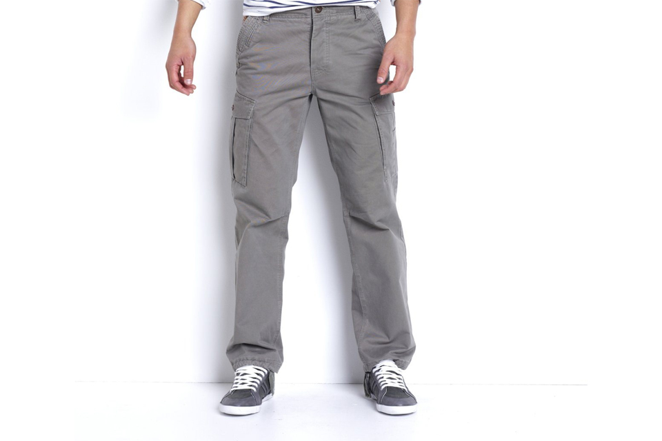 pantalon baggy normcore