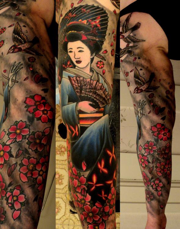Tattoo Bras Homme : tatouage homme japonais ~ Nature-et-papiers.com Idées de Décoration