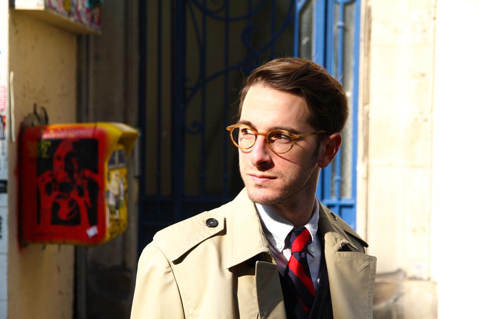 portrait lunettes Lunor