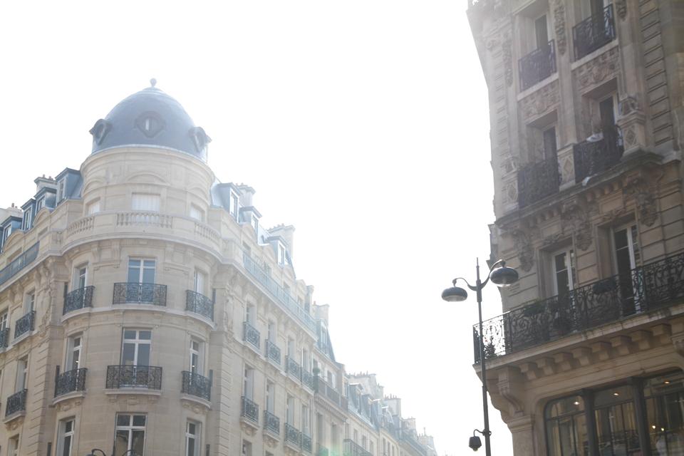 Paris toit