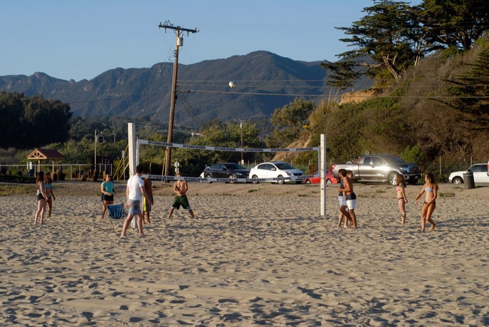 Malibu Beach Volley